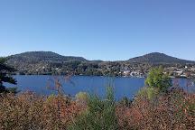Lac d'Aydat, Aydat, France