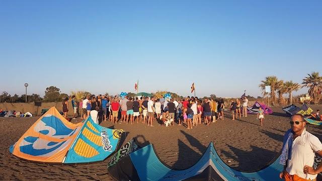 Area Kitesurf Campo di Mare