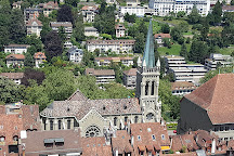 The Cathedral of Bern, Bern, Switzerland