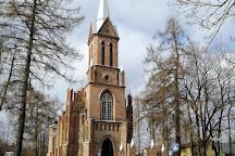 The Church of Saint Anthony of Padua, Birstonas, Lithuania