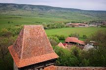 Viscri Fortified Church, Viscri, Romania