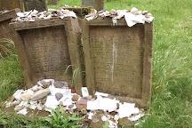 Jewish Cemetery, Worms, Germany