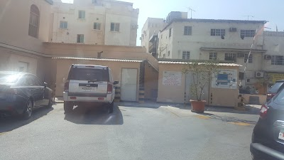 American Mission HOSPITAL parking EVANG , Al Manamah, Bahrain