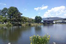 Barakura English Garden, Chino, Japan