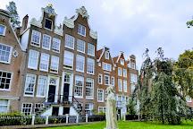 Begijnhof, Amsterdam, The Netherlands
