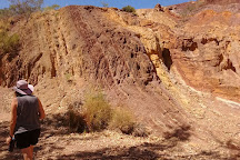 Ochre Pits, Alice Springs, Australia