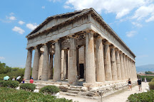 Ancient Agora of Athens, Athens, Greece