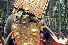Triprayar Sri Rama Temple, Thriprayar, India