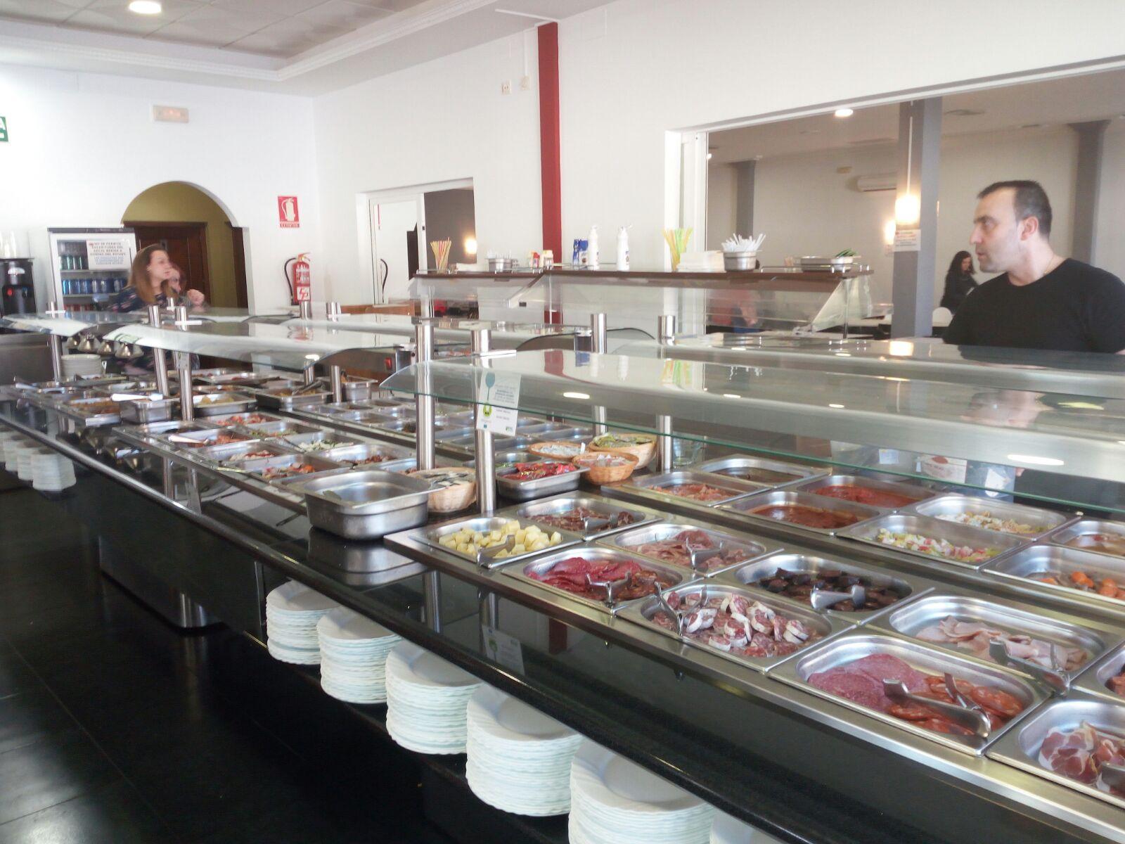 Buffet Libre La Mancha
