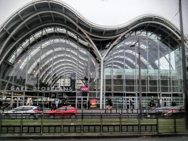 Gares d'Orléans
