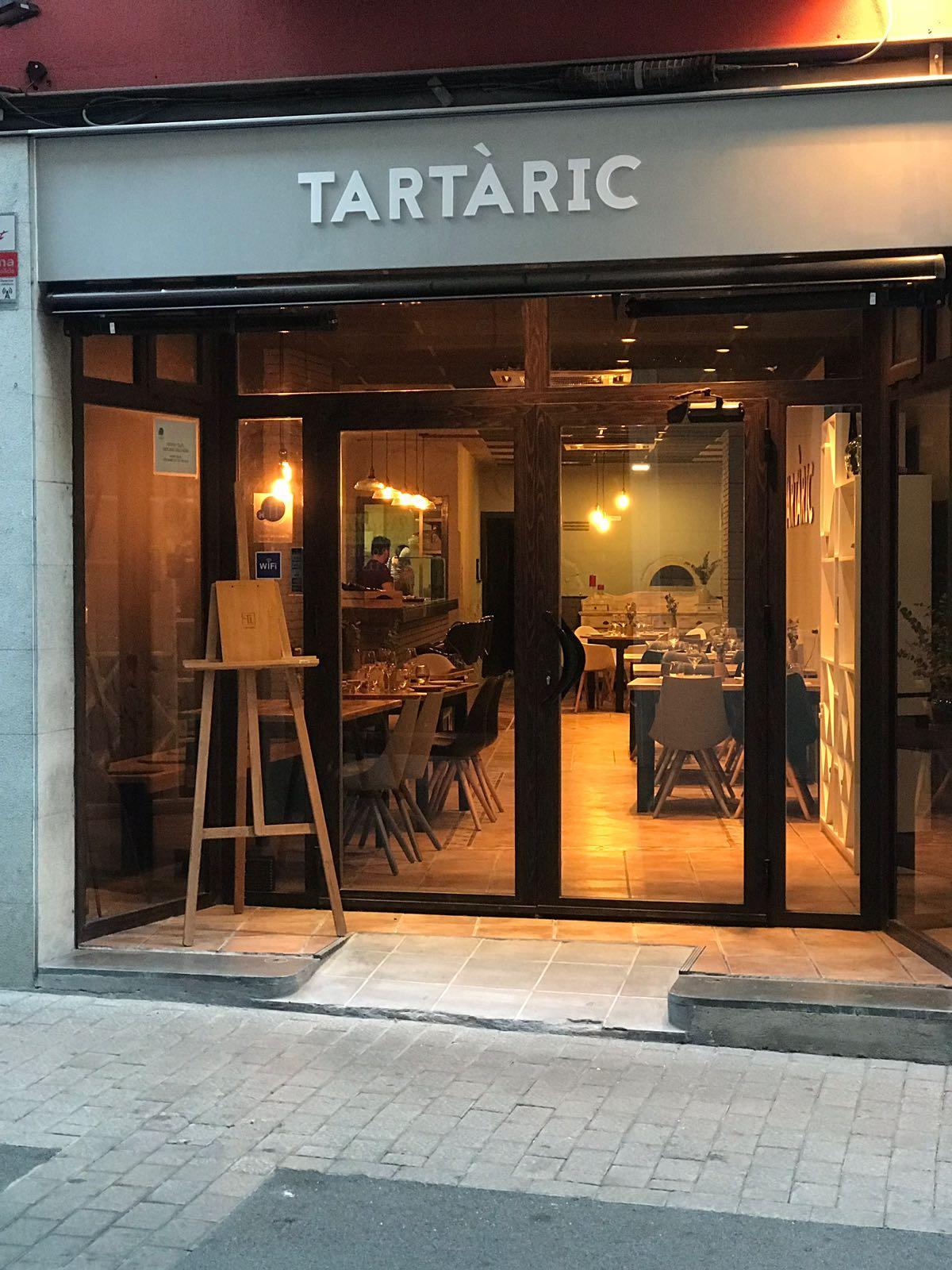 Tartàric restaurant i vins