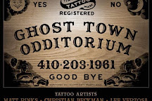 Daniels Ghost Town, Ellicott City, United States