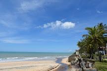 Paixao Beach, Prado, Brazil