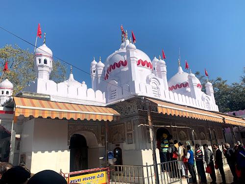 Mata Mansa Devi Temple