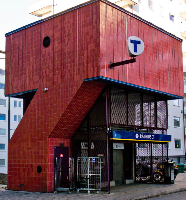 Town Hall subway