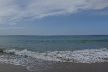 Playa Coson Beach, Las Terrenas, Dominican Republic