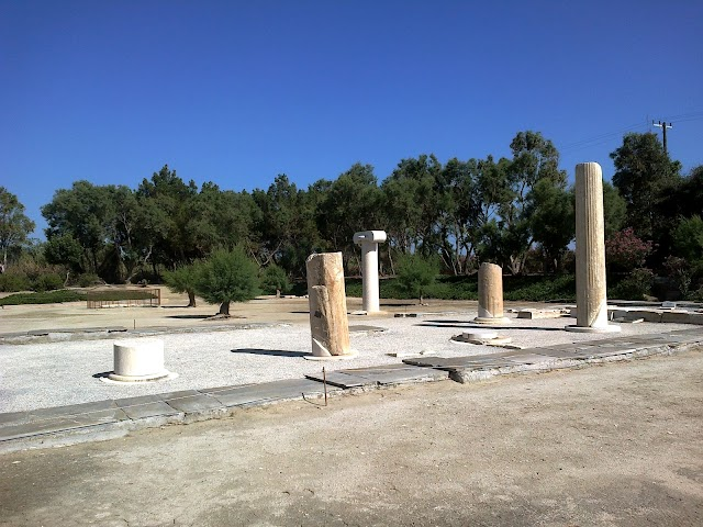 Temple of Dionysus