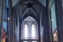 St. Stephan's Church (Stephanskirche), Mainz, Germany