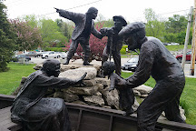 Freedom Crossing Monument, Lewiston, United States