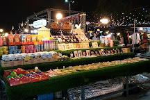 ็Huamum Night Market, Bangkok, Thailand