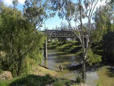 Cohens Bridge Campsite
