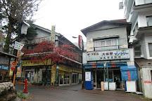 Shima Onsen Kawara no Yu, Nakanojo-machi, Japan