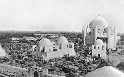Image result for al- baqi cemetery in medina