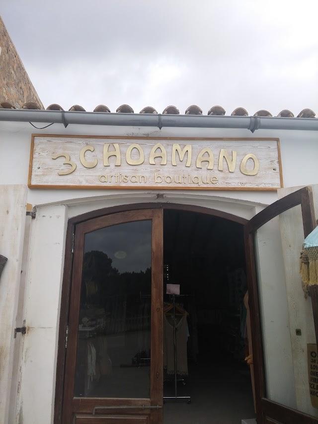3choamano