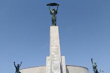 Liberty Statue, Budapest, Hungary