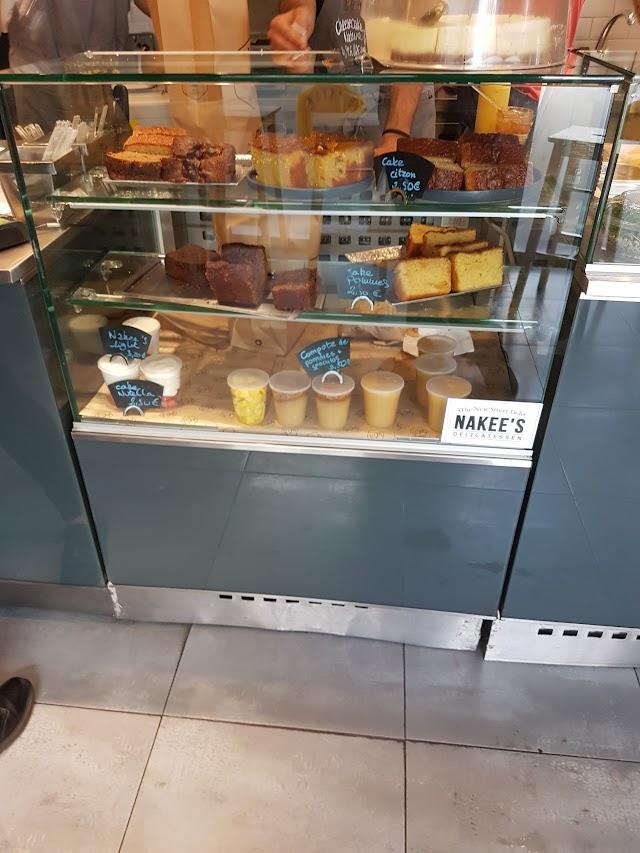 Restaurant Nakee's Delicatessen