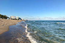Fort Lauderdale Beach Park, Fort Lauderdale, United States