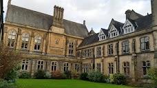 Harris Manchester College oxford