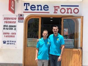 TeneFono - Parque de la Reina, Reparación de teléfonos móvil y ordenadores - Mobile phone shop and repair