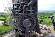 Birth of the New World Statue - Cristobal Colon Statue, Arecibo, Puerto Rico