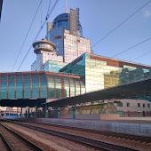 Железнодорожная станция  Samara