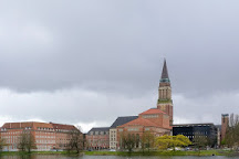 Kiel Rathaus Paternoster, Kiel, Germany