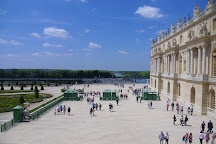 Fontaine du Point du Jour, Versailles, France