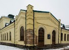 Слонимский драматическийй театр на фото Слонима