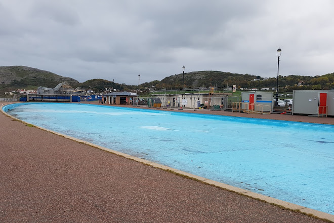 Visit Craig-y-Don Paddling Pool on your trip to Llandudno