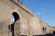 Passetto di Borgo, Rome, Italy