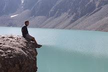 Ala Kul Lake, Karakol, Kyrgyzstan