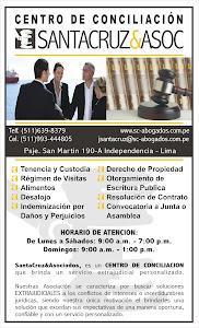 SantaCruz & Asociados - Estudio de Abogados. Dr. Javier Santa Cruz G. 7