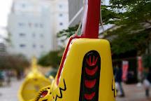 Saion Square, Naha, Japan