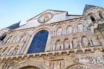 Church of Notre Dame la Grande, Poitiers, France