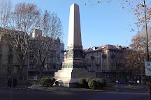 Monumento alla Spedizione di Crimea, Turin, Italy