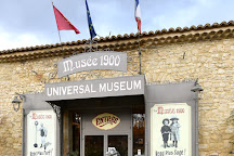 Musee 1900, Arpaillargues, France