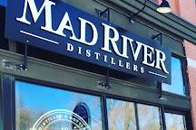 Mad River Distillers Burlington, Burlington, United States