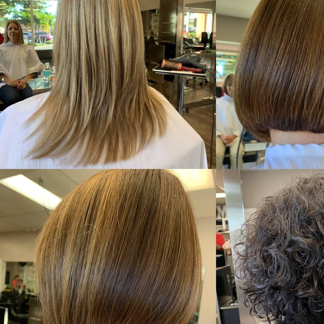 Mida H M Ouidad Certified Curly Hair Organic Color Salon Naples Fl Hair Salon In Naples