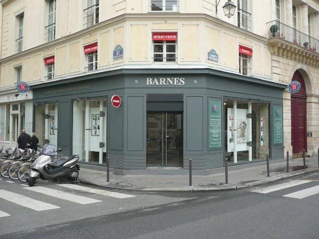 BARNES Rive Gauche