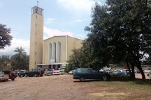 Regina Mundi Cathedral, Bujumbura, Burundi